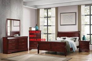 Louise Phillippe 4 Piece Bedroom Set