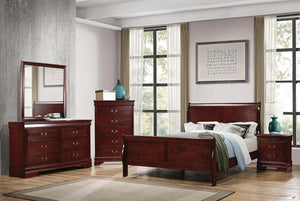 Louise Phillippe 5 Piece Bedroom Set