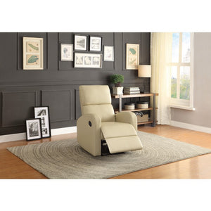 Mendon Recliner - Taupe