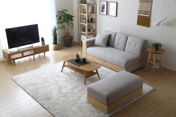 Ryo - Sofa Bed - Beige