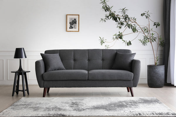 Mei Sofa - Dark Grey