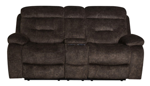 Cano Console Reclining Loveseat