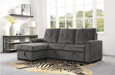 Carolina Sectional w/ Pullout Bed