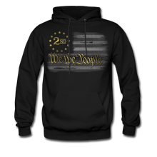 Load image into Gallery viewer, Defend The 2nd Hoodie - black