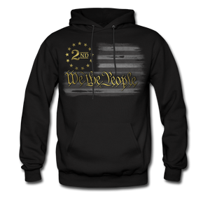 Defend The 2nd Hoodie - black
