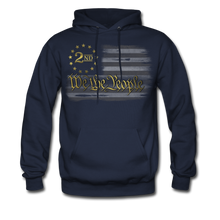 Load image into Gallery viewer, Defend The 2nd Hoodie - navy