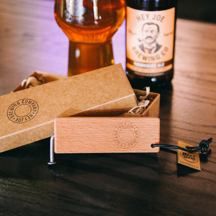 Joe's Wooden Bottle Opener