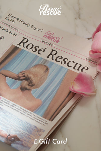 Rose Rescue Gift Card