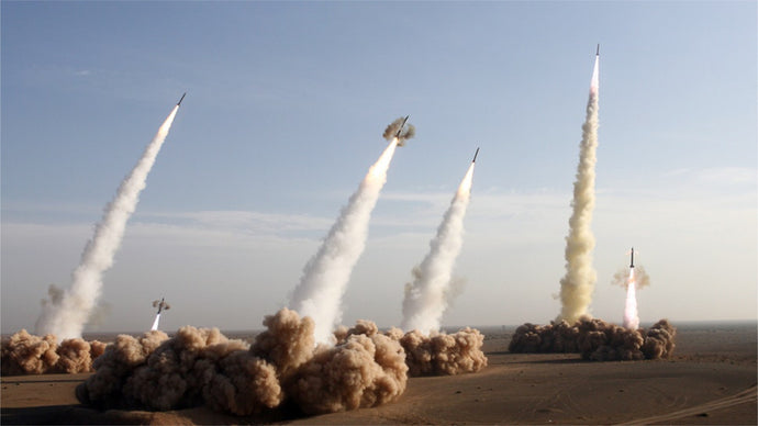Iran Vows to Bomb Israel & Dubai If The United States Retaliates Against Today's Missile Attack