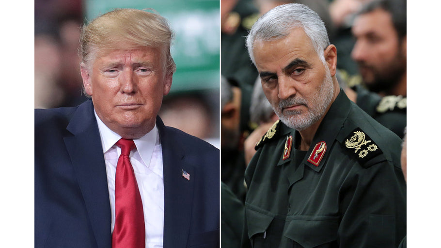 Here's What You Need To Know About Donald Trump Ordering the Attack on Qassam Soleimani and a Possible War With Iran
