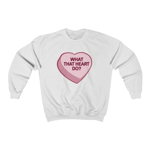 What That Heart Do? V-Day Sweater