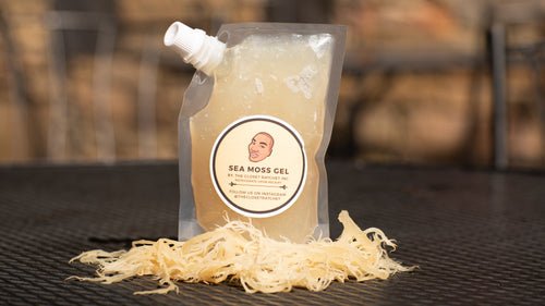 Sea Moss Gel (New & Improved Packaging!)