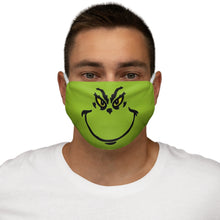 Load image into Gallery viewer, How The Grinch Stole COVID Face Mask