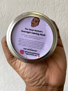 Overnight Calming Mask