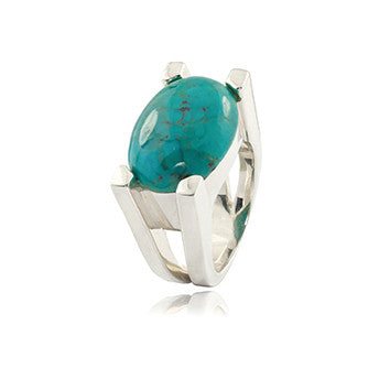 NEVADA ART DECO RING