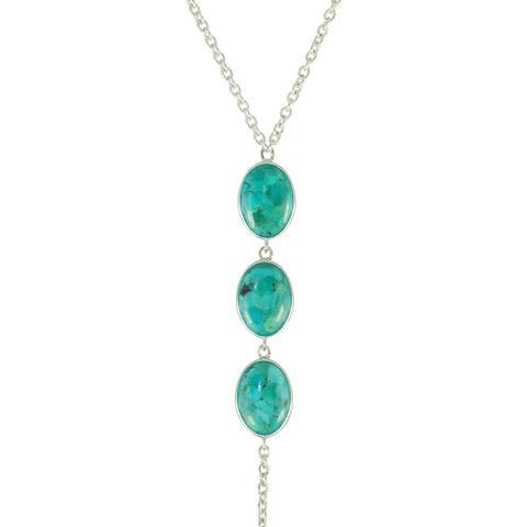 TURQUOISE AMAZON BODY CHAIN