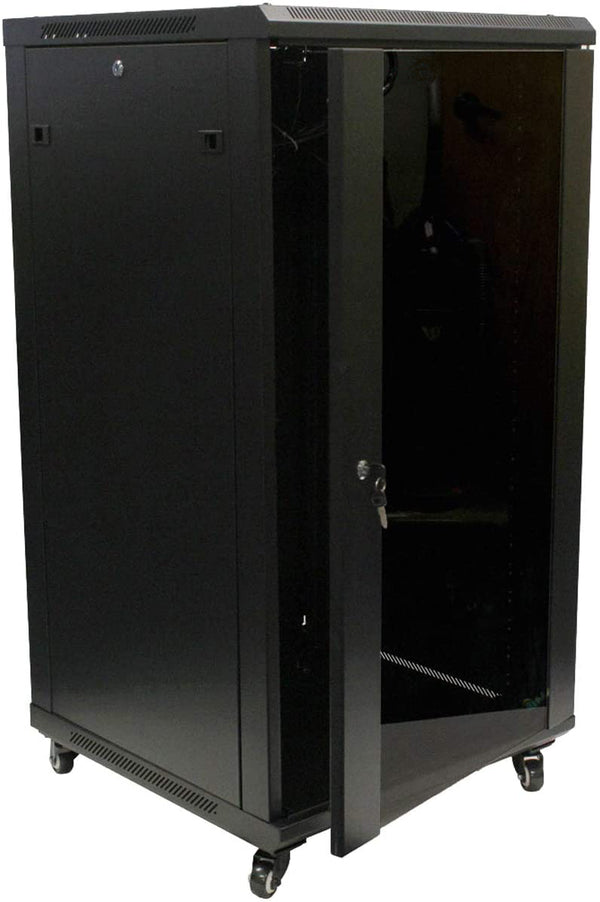 EussoNet 22U Server Cabinet MS-EJS6622-GM