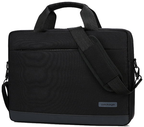"Bag 15.6"" Simple Toploader - Black"