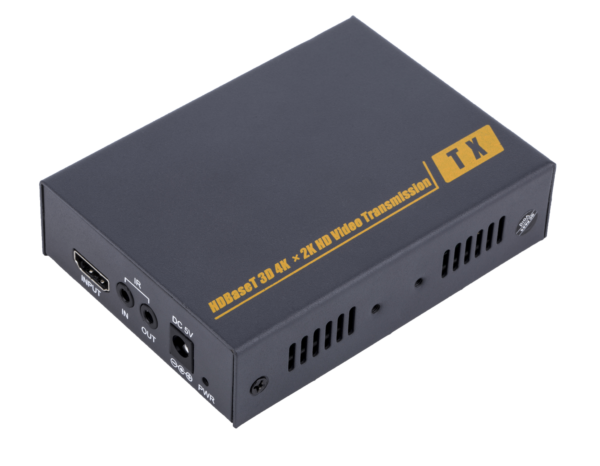 HDMI+USB Extender 100 Meter, By Single UTP Cat5e/6 Full HD 1080P 3D with IR Remote Control Signal  (IW-10UIR)