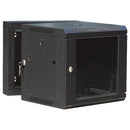 EussoNet 6U Wall Mounted W600*D600 Cabinet - MS-EWM6606B
