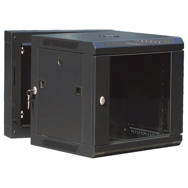 Eussonet 6U Wall Mounted W600*D450 Cabinet -MS-EWM6406B