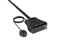 MT-201HL 2-Port HDMI KVM Switch With Cables