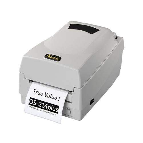 "ARGOX OS-214+TT 4.1"" Label Printer DT/TT 3ips , USB"