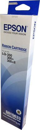 RIBBON for EPSON LQ-350/300 -S015633BA