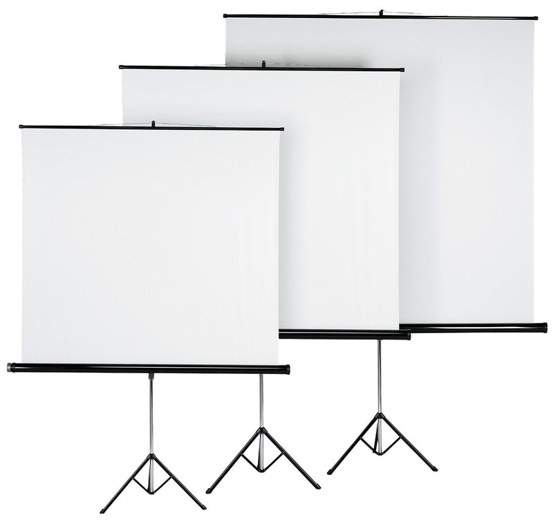 Tripod Projector Screen 210cm x 210cm --SP-TP210