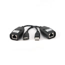 USB Extender 60 Meter By Single UTP Cat5e/6-(IW-SXU60)