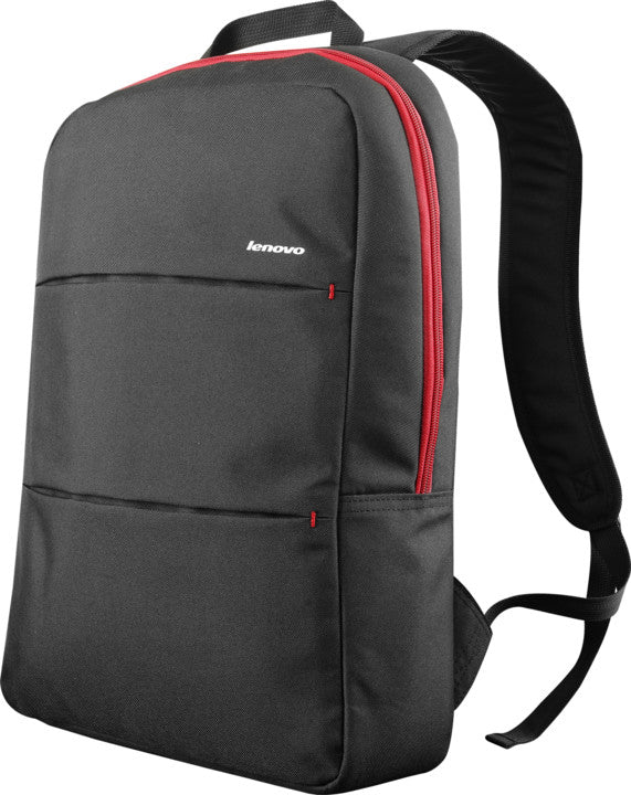 "LENOVO: Bag 15.6"" Backpack Black -- B100"