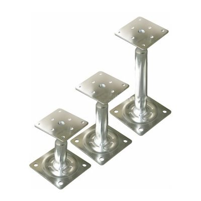 Pedestal 100mm Size:95*95mm (MS-BS-FF)