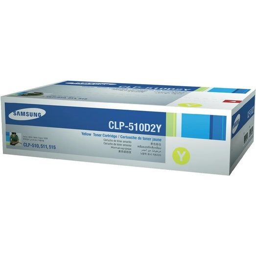 Samsung CLP510D2Y Yellow Laser Toner Cartridge