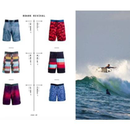 SURFING MAGAZINE'S BOARDSHORT BUYERS GUIDE