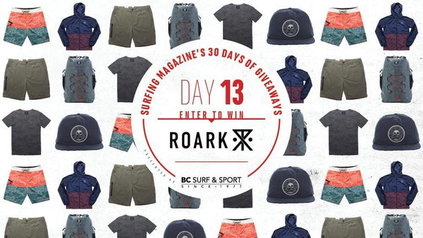 WIN SOME FREE ROARK TODAY!