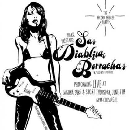 LAS DIABLITAS BORRACHAS @ LAGUNA SURF AND SPORT THURSDAY