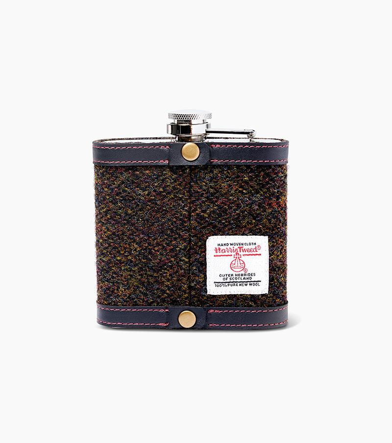 Harris Tweed Haver Flask