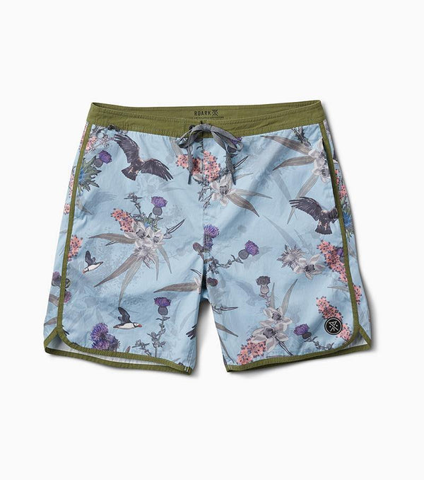 Chiller Emblems Boardshorts 17""