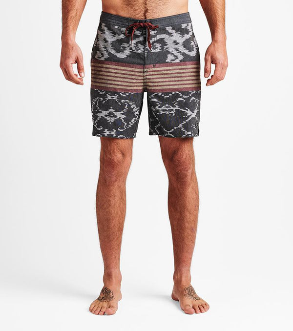 Chiller Ikat Boardshorts 17""
