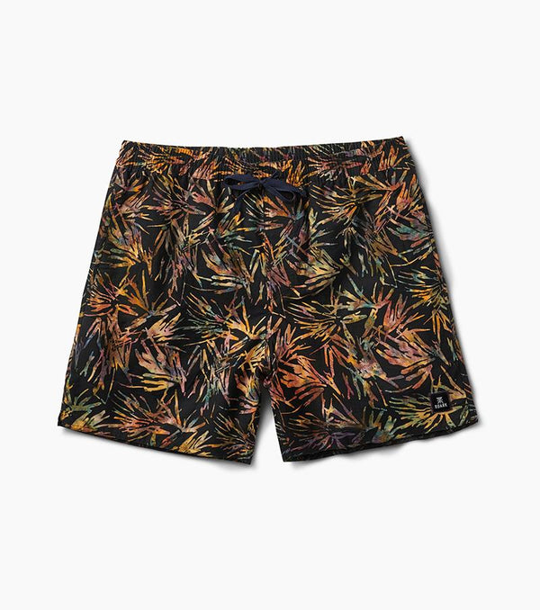 Elastic Java Leaf Boardshorts 16""