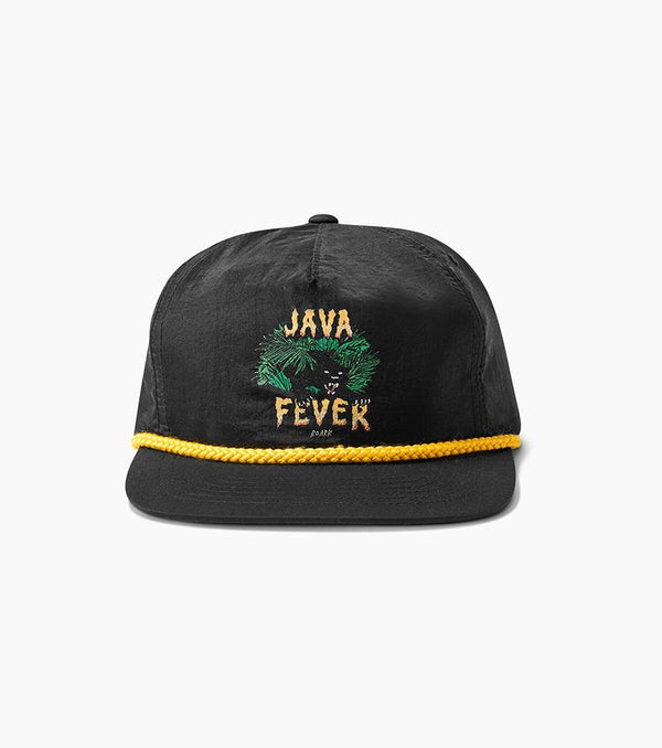 Java Fever Snapback Hat