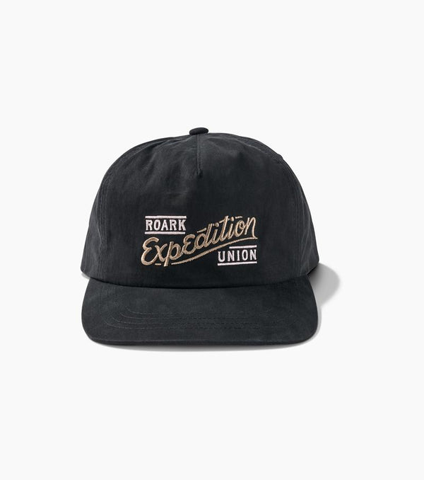 Expedition Union 5 Panel Snapback Hat