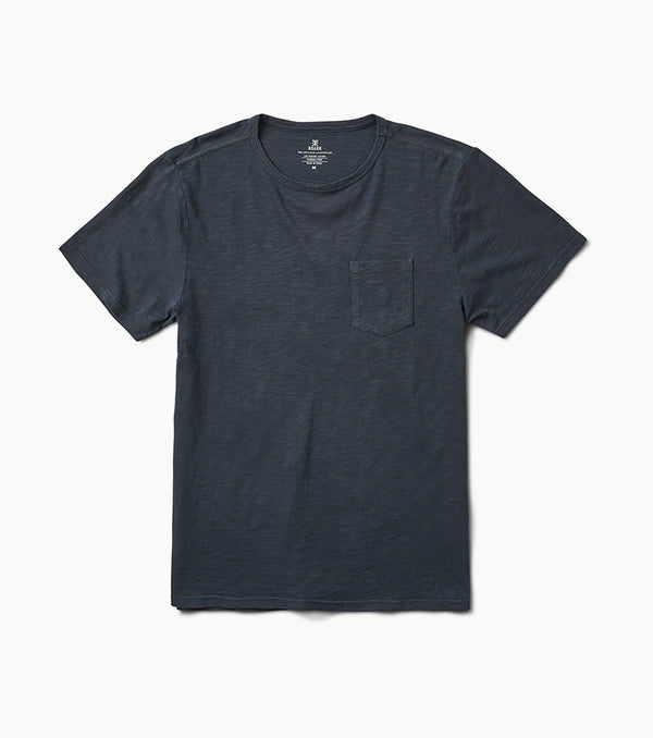 Well Worn Midweight Organic Knit Pocket Tee