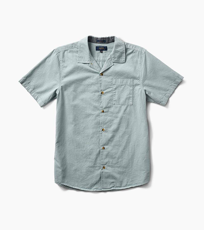 Well Worn Organic Cotton Button Up Shirt