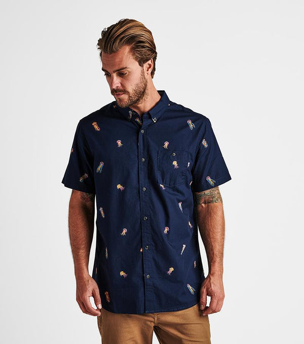 Pelagia Button Up Shirt