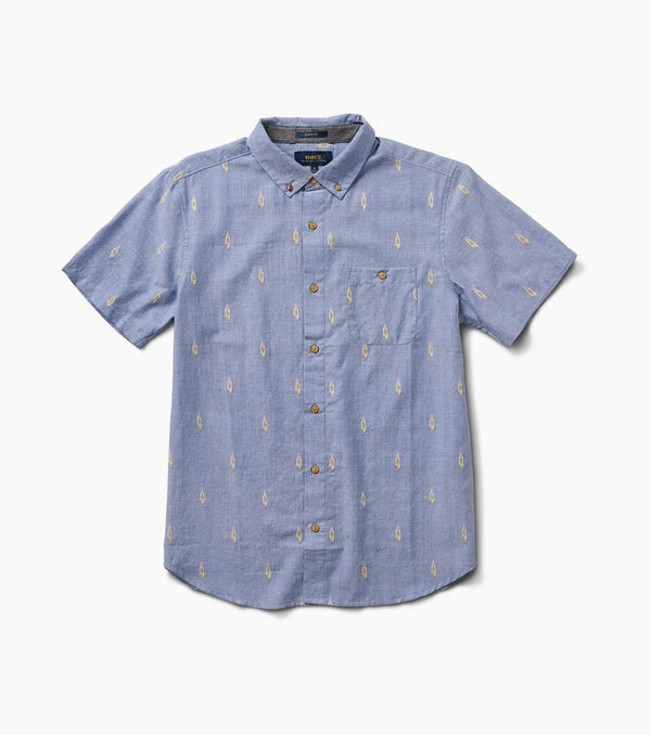 Ikat Dobby Button Up Shirt