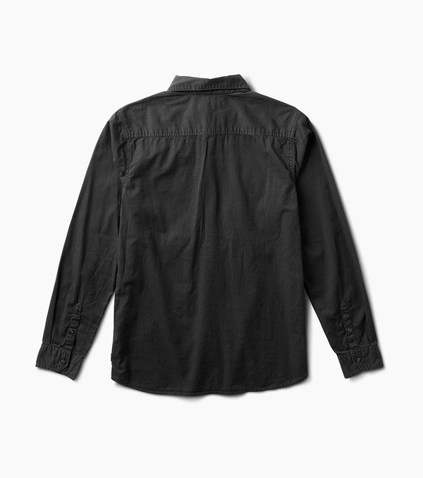 Well Worn Long Sleeve Organic Woven
