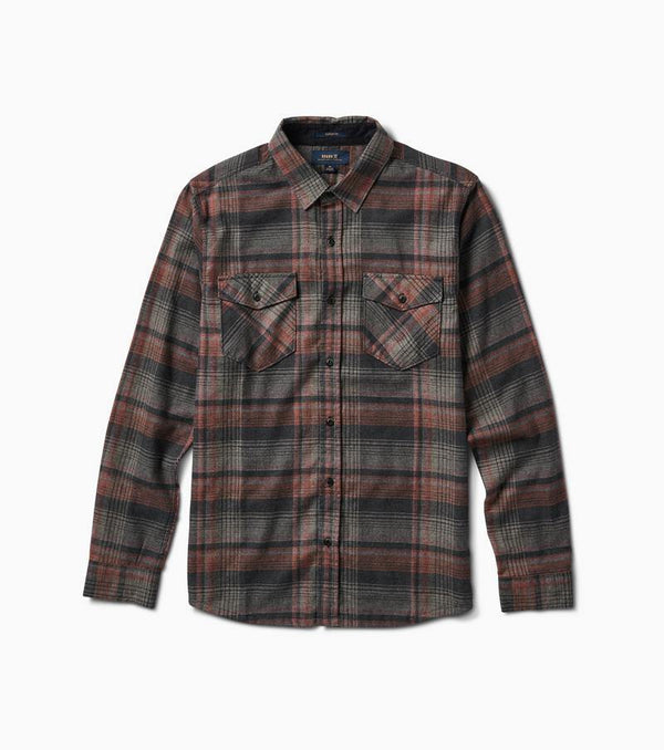 KEMP LONG SLEEVE FLANNEL