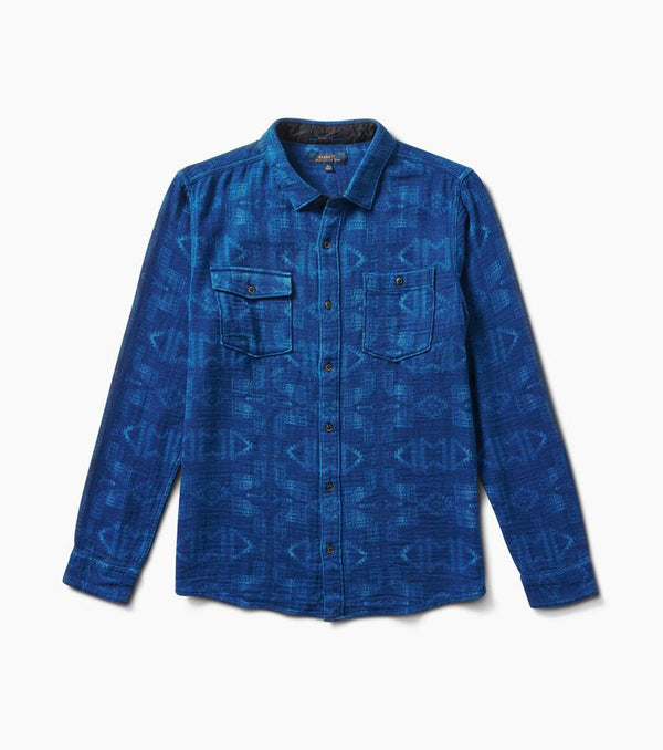 The Fes Long Sleeve Button Up Shirt