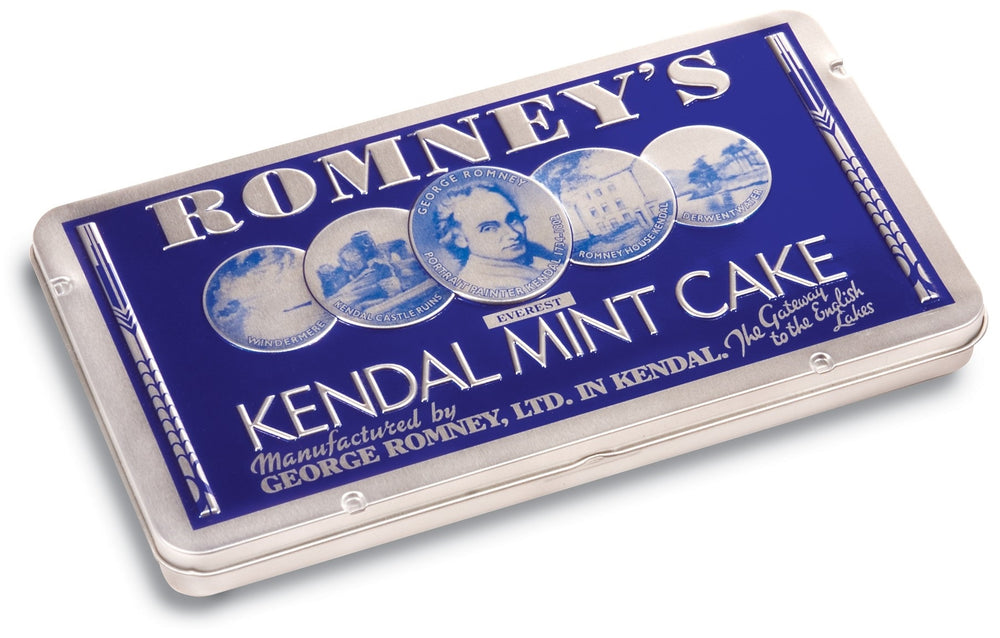 170g Traditional Tin White Kendal Mint Cake